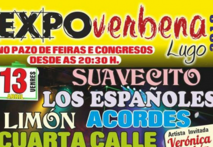 Expoverbena Lugo 2018 ya tiene fecha