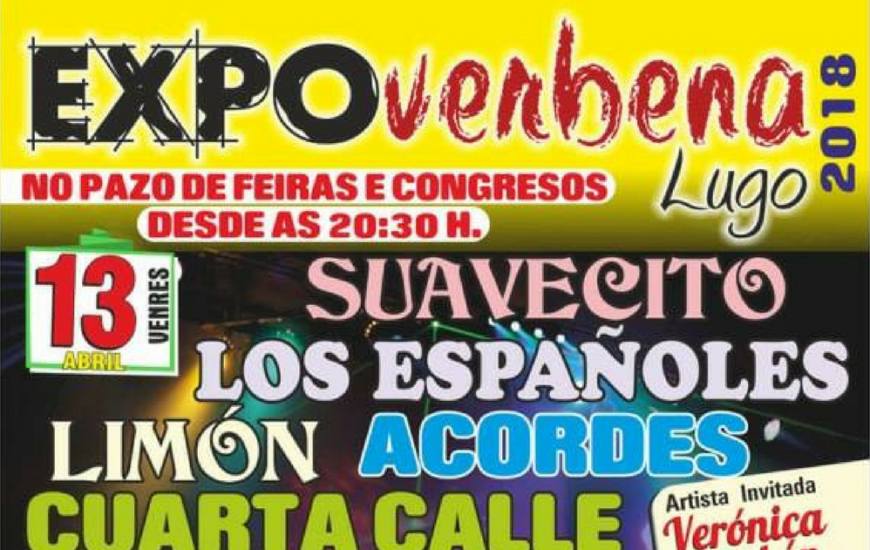 Expoverbena Lugo 2018
