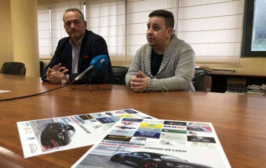 Presentación X Concentración Tuning & Racing Cidade de Lugo