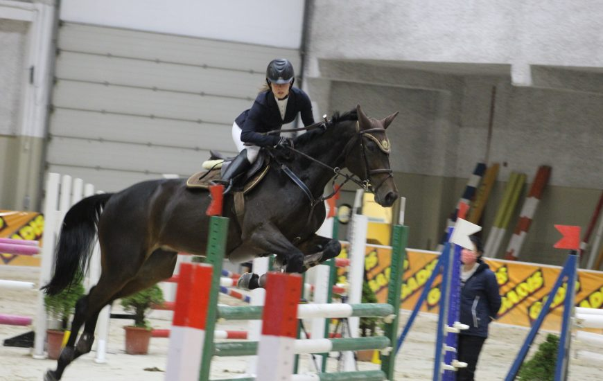 Resumen: Concurso Nacional Salto de Obstáculos