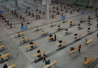 A Xunta anuncia as datas de exames para seleccionar 396 prazas de categorías administrativas e de emprego social